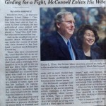 New York Times article, May 13, 2014