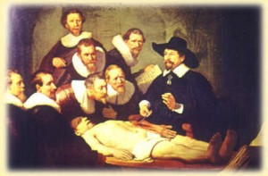 'The Anatomy Lesson'