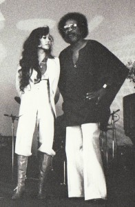 Cecil Williams and Janice Mirikitani at Glide, 1960s