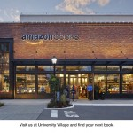Amazon's first bookstore (not a Benihana)