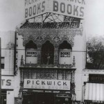 Pickwick Bookshop, founded 1938