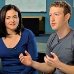 Sandberg and Zuckerman: dress code even for them?